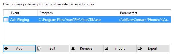 Highlighted custom event